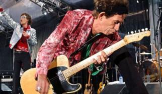 O Johnny Depp σκηνοθετεί ντοκιμαντέρ για τον Keith Richards
