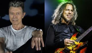 O Kirk Hammett θυμάται την καλύτερη βόλτα της ζωής του με τον David Bowie