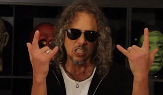 Ο Kirk Hammett προλογίζει το νέο video clip των Carcass