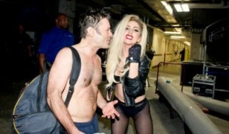 Lady Gaga: «Οι Iron Maiden άλλαξαν τη ζωή μου»