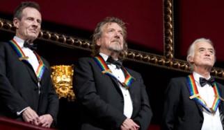 Ο Barack Obama πλέκει το εγκώμιο των Led Zeppelin και τους τιμά με το βραβείο Kennedy