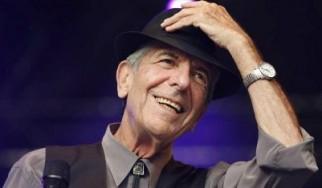 Νέο album ετοιμάζει ο Leonard Cohen, με τη βοήθεια του γιου του