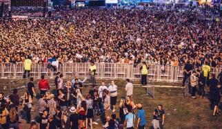 Δεκάδες τραυματίες στην reunion συναυλία των Libertines