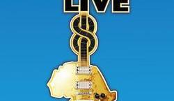 Το Live 8 σε τετραπλό DVD από την EMI