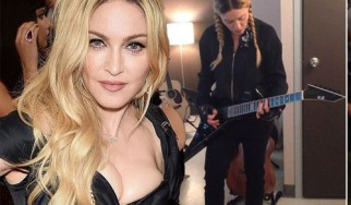 "Η Madonna τζαμάρει με το ""Whole Lotta Love"" των Led Zeppelin (video)"