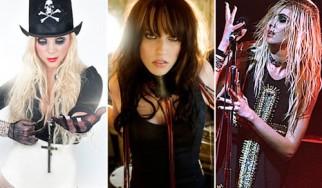 Hard rock και metal κυρίες ανάμεσα στις πιο «καυτές» γυναίκες για το 2014