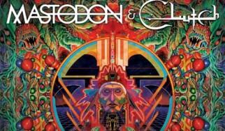 Mastodon και Clutch σε περιοδεία δυναμίτη