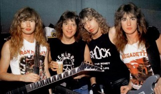 """Πρώην drummer των Megadeth υπεύθυνος για την επιτυχία του """"Peace Sells"""""""