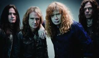 Η νέα δουλειά των Megadeth αποκτά εξώφυλλο
