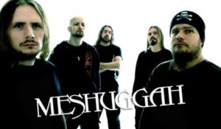 Alive CD και DVD από τους Meshuggah
