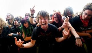 Η ακρόαση metal μουσικής σε κάνει ευτυχισμένο