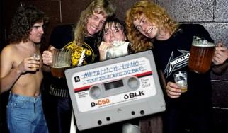 Oι Metallica κυκλοφορούν ακριβές αντίγραφο της demo κασέτας του 1982