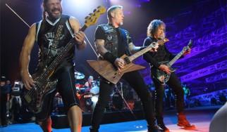 """Οι Metallica έπαιξαν το """"The Unforgiven II"""" για δεύτερη φορά στην καριέρα τους"""