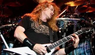 Dave Mustaine: «Έχω πολύ καλή σχέση με τους Metallica»