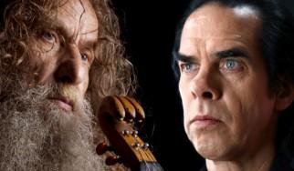 O Nick Cave συνεργάζεται με τον Ψαραντώνη