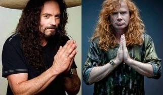 Ξέσπασμα Menza εναντίον Mustaine