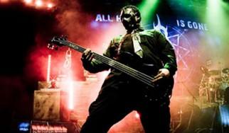 Συνέντευξη τύπου και φόρος τιμής των Slipknot για τον Paul Gray