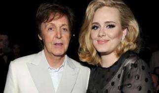Αμύθητες οι περιουσίες του Paul McCartney και της Adele, σύμφωνα με τη Sunday Times