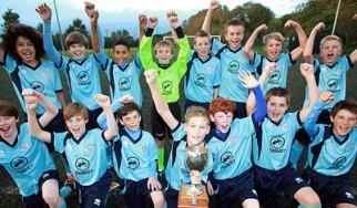 Οι Prodigy σπονσοράρουν παιδική ομάδα ποδοσφαίρου