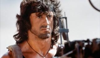 """Ποιόν μεγάλο μουσικό ήθελε στο soundtrack του """"Rambo"""" ο Sylvester Stallone;"""