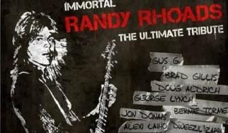 Tribute album στον Randy Rhoads με σπουδαίους συμμετέχοντες
