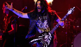 Προβλήματα με τη σύνθεση του καινούργιου δίσκου των Machine Head είχε ο Robb Flynn