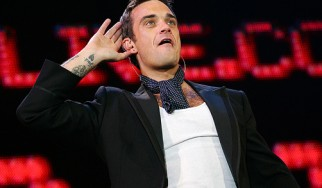 O Robbie Williams στο Rockwave