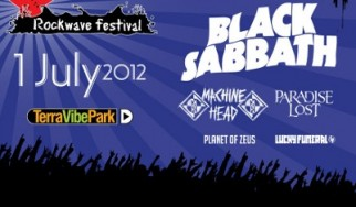 Και επίσημα: Οι Black Sabbath στο Rockwave Festival 2012, μαζί με τους Machine Head και Paradise Lost