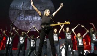 Στο Ολυμπιακό Στάδιο θα παρουσιάσει το The Wall ο Roger Waters