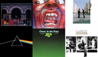 Οι 50 σπουδαιότεροι δίσκοι του progressive rock