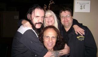 Η Wendy Dio μιλάει για τη θλιβερή επέτειο των τριών χρόνων από τον θάνατο του άντρα της