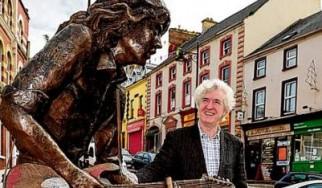 Άγαλμα του Rory Gallagher κοσμεί πλέον τη γενέτειρα του