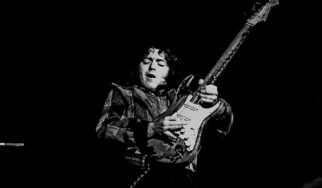 H Fender τιμά τον Rory Gallagher