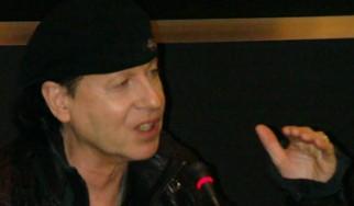 Συνέντευξη τύπου του Klaus Meine των Scorpions στη Θεσσαλονίκη