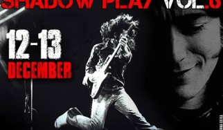 Gerry ΜcAvoy, Ted McKenna και Barry Barnes στο Shadow Play Vol. 6 (Rory Gallagher Tribute)