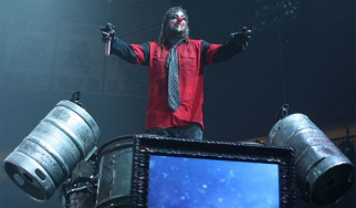 Στο studio οι Slipknot από τη νέα χρονιά