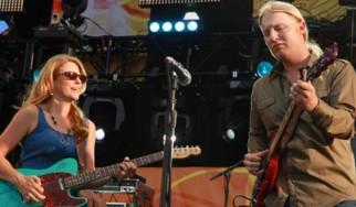 Σάρωσαν στα Blues Music Αwards ο Tab Benoit και οι Derek Trucks & Susan Tedeschi