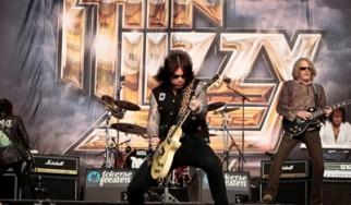 Τα συγκροτήματα που θα ανοίξουν τις συναυλίες των Thin Lizzy