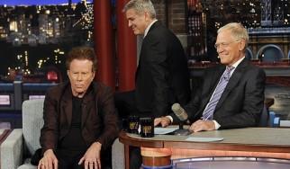 Ο Tom Waits αποχαιρετά τον David Letterman με νέο τραγούδι