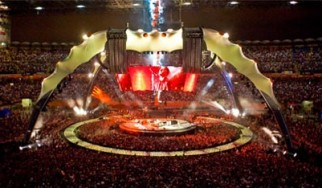 U2 360° Tour: Sold out τα πρώτα show του 2010