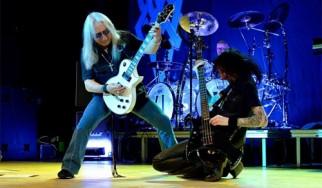 Οι Uriah Heep ολοκλήρωσαν τις ηχογραφήσεις του νέου τους δίσκου