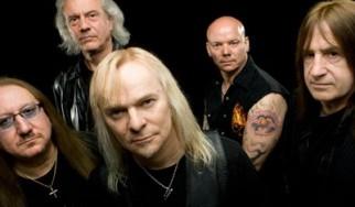 Στο studio οι Uriah Heep