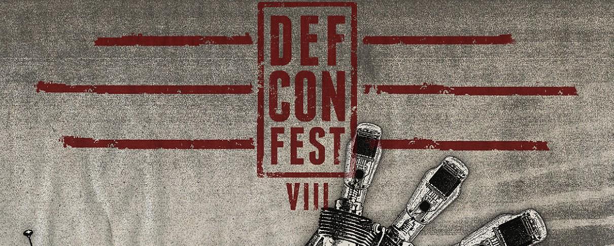 Ανακοινώθηκε το line-up του Defcon Fest 8