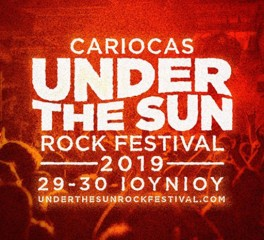 Brant Bjork και Planet Of Zeus στο φετινό Under The Sun Rock Festival