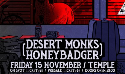 Desert Monks, Honeybadger