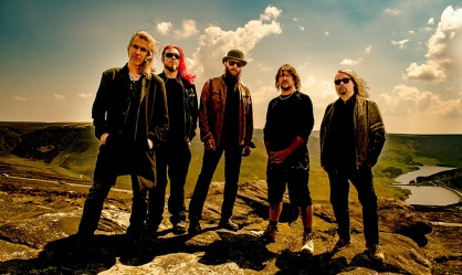 New Model Army, Coyote's Arrow