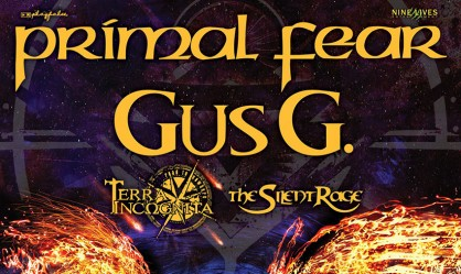 Primal Fear, Gus G., Terra Incognita, The Silent Rage
