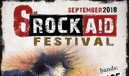 Rock Aid Festival: Nylon Astra, Daddy's Work Blues Band, Blues Revenge