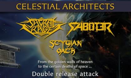 Sacral Rage, Saboter, Stygian Oath