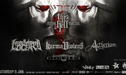 This Is Hell: Karma Violens, Foray Between Ocean, Aetherian, Fall of Order